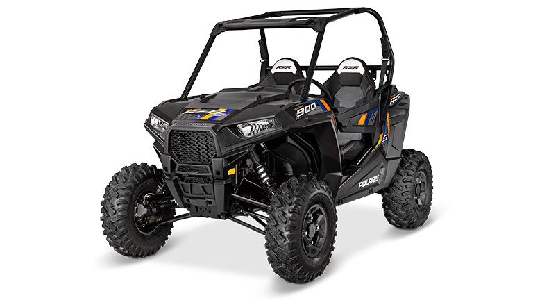 RZR® S 900 EPS STEALTH BLACK