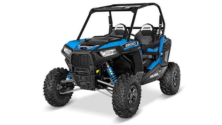 RZR® S 900 EPS VOODOO BLUE