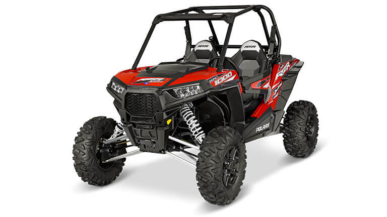 RZR XP® 1000 HAVASU RED PEARL