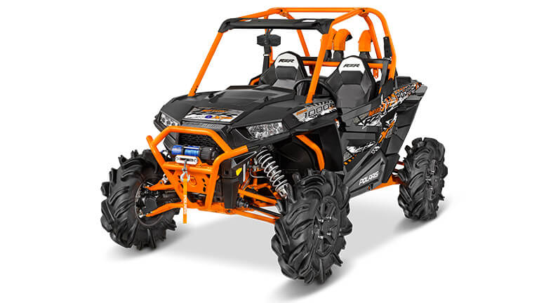 RZR XP® 1000 HIGH LIFTER EDITION STEALTH BLACK