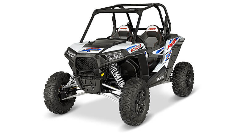 RZR XP® 1000 WHITE LIGHTNING