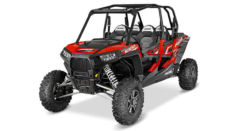 RZR XP® 4 1000 EPS HAVASU RED PEARL