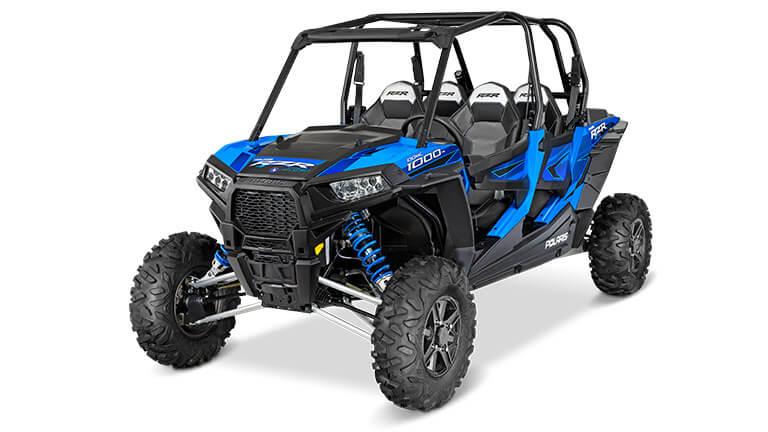 RZR XP® 4 1000 EPS VOODOO BLUE
