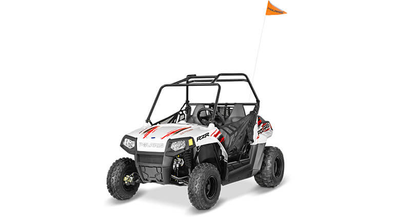 bf1fa1637d7 2016 Polaris RZR 170 EFI Bright White | Polaris RZR