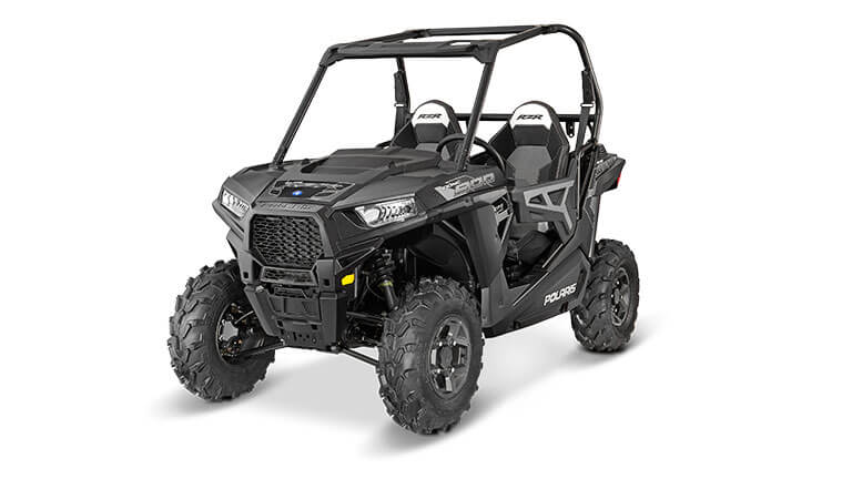 RZR® 900 EPS TRAIL STEALTH BLACK