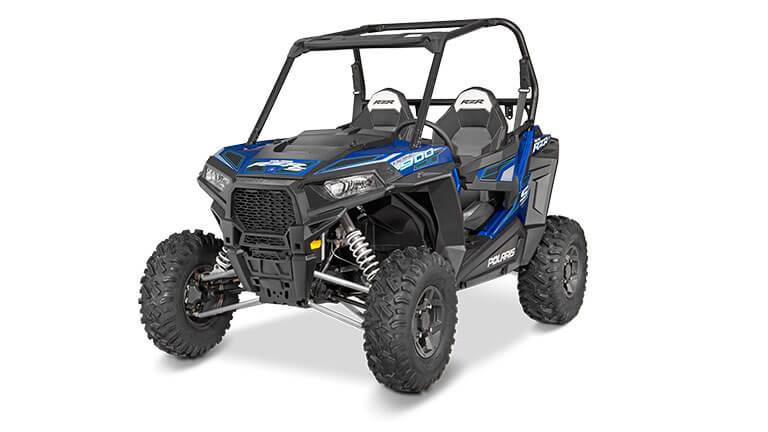 RZR® S 900 EPS BLUE FIRE
