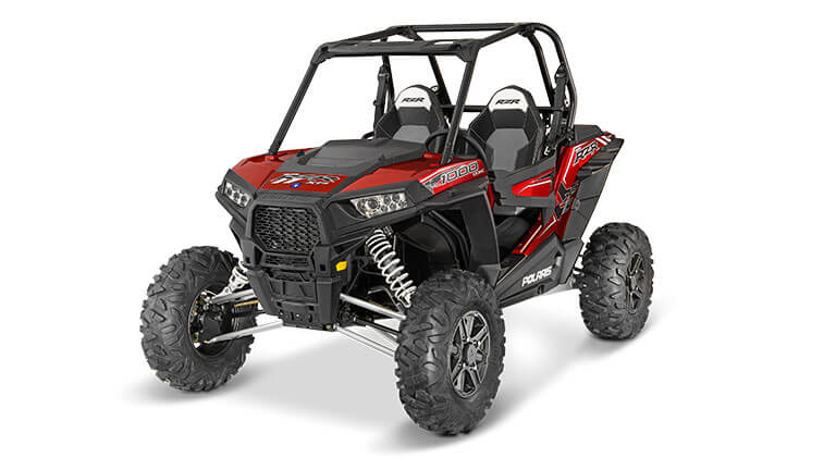 RZR XP® 1000 EPS SUNSET RED