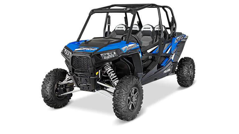 Rzr Xp 1000 Eps Electric Blue Metallic