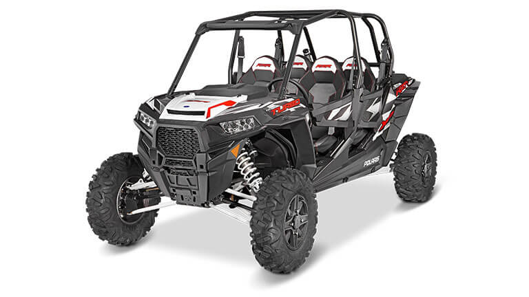 RZR XP® 4 TURBO EPS GRAPHITE CRYSTAL