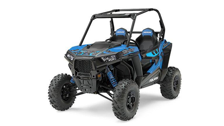 RZR® S 900 EPS VELOCITY BLUE