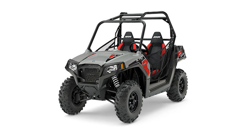 RZR® 570 EPS SILVER PEARL