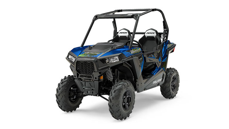 RZR® 900 EPS BLUE FIRE