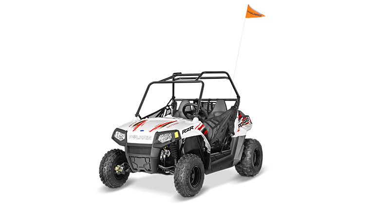 RZR® 170 EFI BRIGHT WHITE