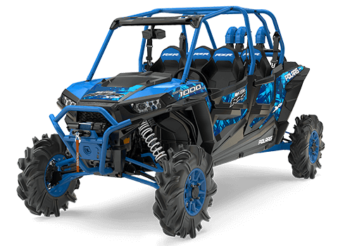 RZR XP® 4 1000 EPS HIGH LIFTER EDITION