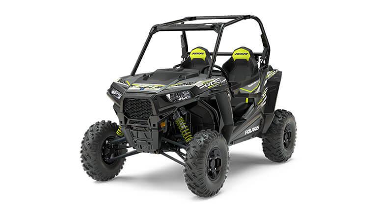RZR® S 900 EPS TITANIUM METALLIC