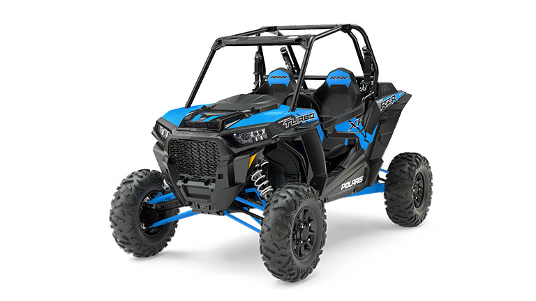 RZR XP® TURBO EPS VELOCITY BLUE