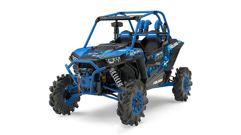 RZR XP® 1000 EPS HIGH LIFTER EDITION VELOCITY BLUE