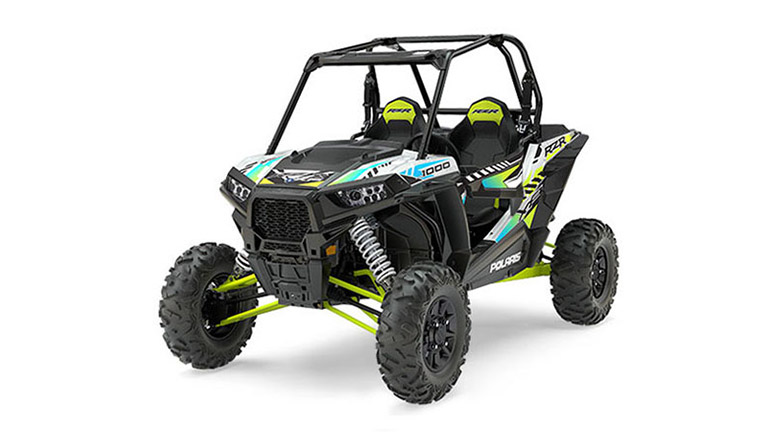 RZR XP® 1000 EPS White Lightning