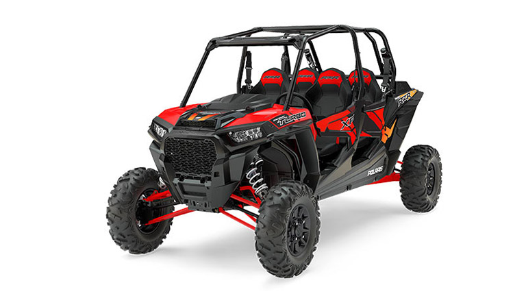 RZR XP® 4 TURBO EPS CRUISER BLACK