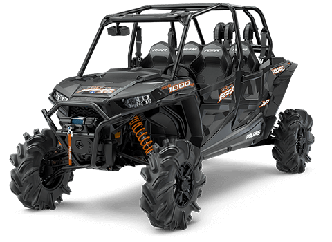 RZR XP® 4 1000 High Lifter Edition