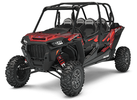 RZR XP® 4 Turbo Fox Edition