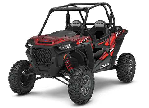 RZR XP® Turbo Fox Edition