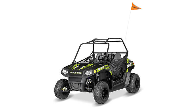 RZR® 170 EFI LIME SQUEEZE/CRUISER BLACK