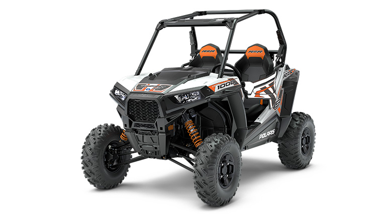 RZR® S 1000 EPS WHITE LIGHTNING