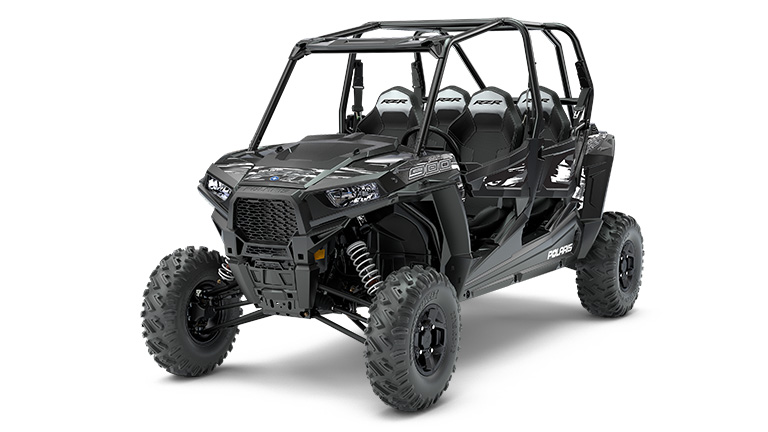 RZR® S4 900 EPS BLACK PEARL