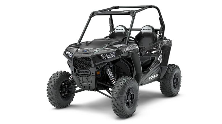 RZR® S 900 EPS BLACK PEARL