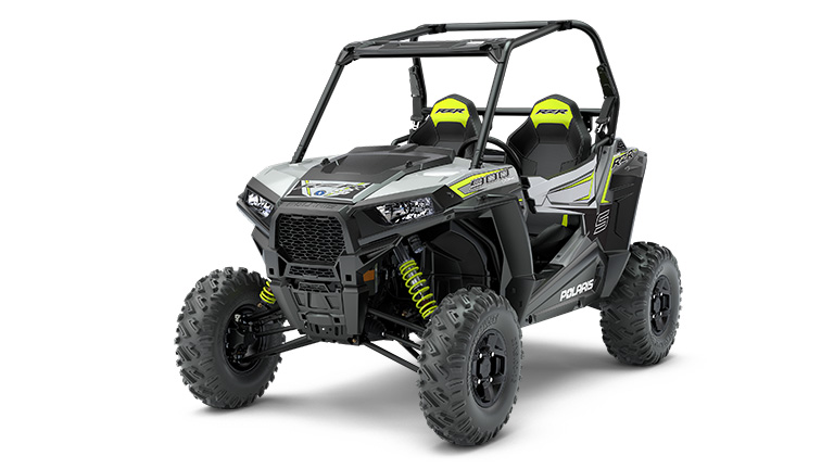 RZR® S 900 EPS GHOST GRAY