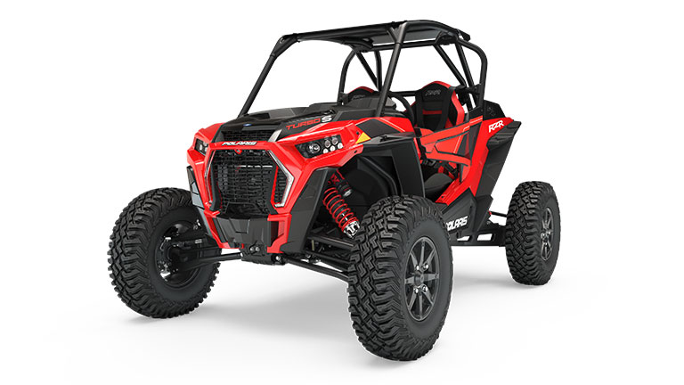 RZR XP® TURBO S Indy Red