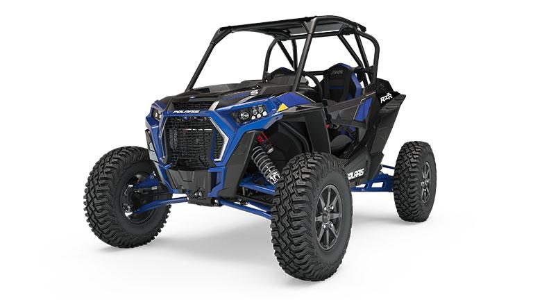 RZR XP® TURBO S Polaris Blue