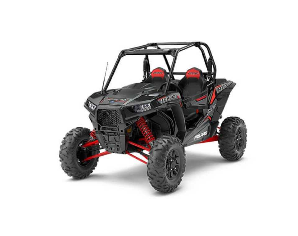 <i>RZR</i> XP<sup>®</sup> 1000 Ride Command™ Edition