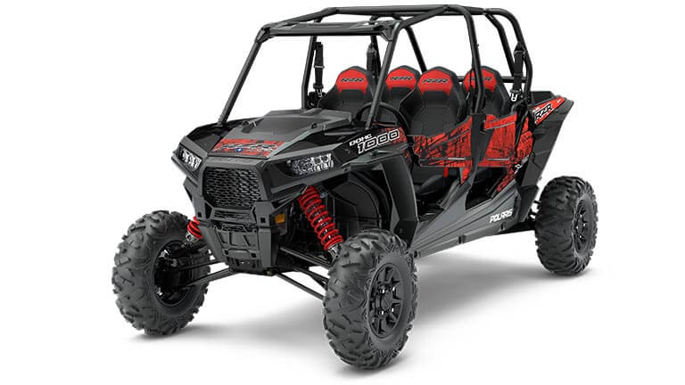 RZR XP® 4 1000 BLACK PEARL