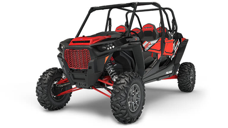 RZR XP® 4 Turbo DYNAMIX Edition