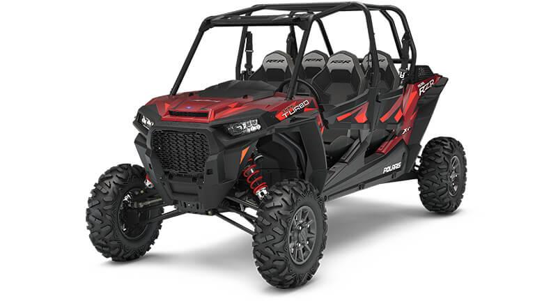 RZR XP® 4 Turbo FOX Edition