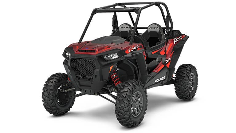 RZR XP Turbo Fox Edition