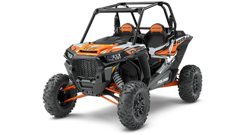 RZR XP® TURBO GHOST GRAY