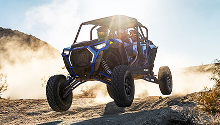 RZR 4 seater agility image