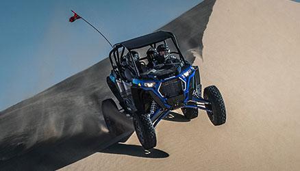 RZR 4 seater suspension image