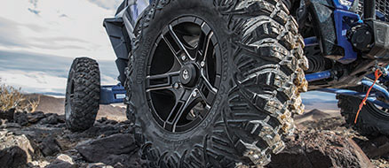 Pro Armor Wheels and Tires