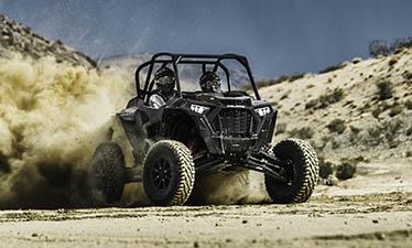 RZR XP® Turbo S Titanium Metallic