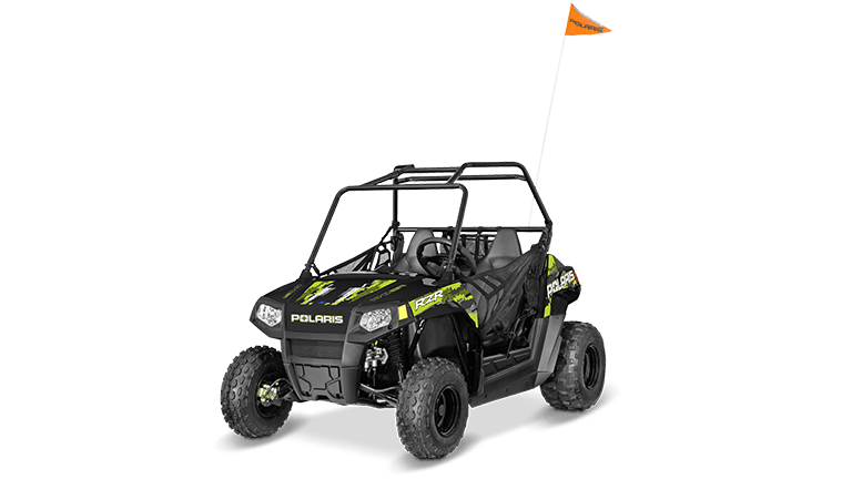 RZR 170 EFI Lime Squeeze/Cruiser Black