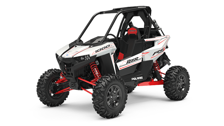 RZR RS1 White Lightning