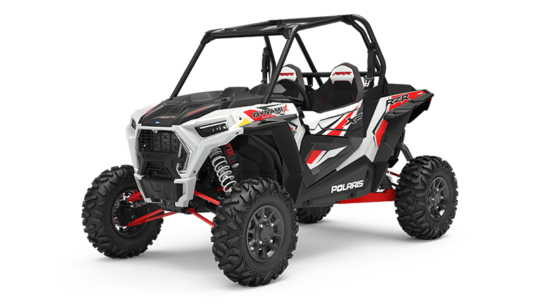 RZR XP 1000 DYNAMIX White Lightning