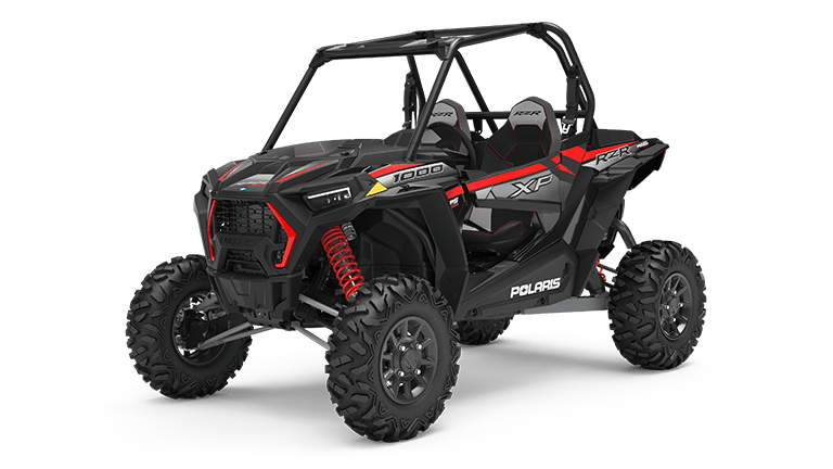 Rzr Xp 1000 Black Pearl