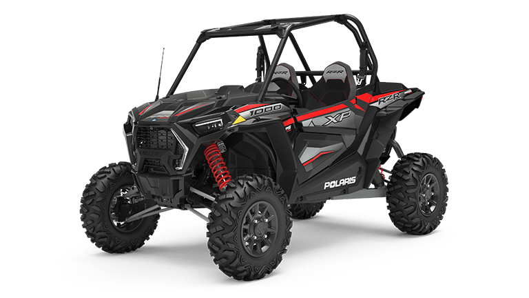 RZR XP 1000 Ride Command Black Pearl