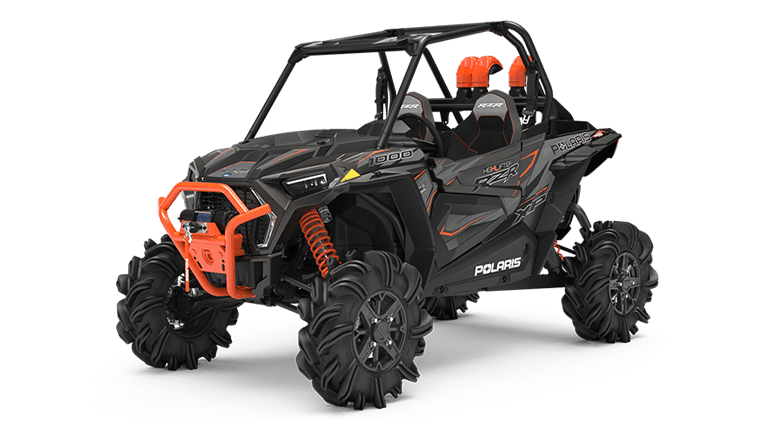 Rzr Xp 1000 High Lifter Stealth Black