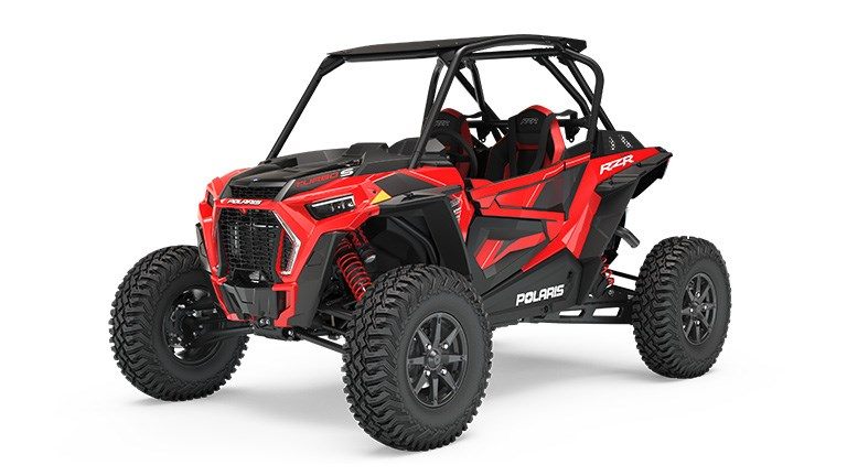 RZR XP Turbo S Indy Red